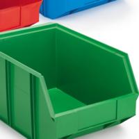 Gaveta almacenaje verde